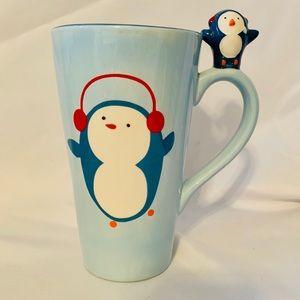 Holiday 08 Penguin Coffee Mug